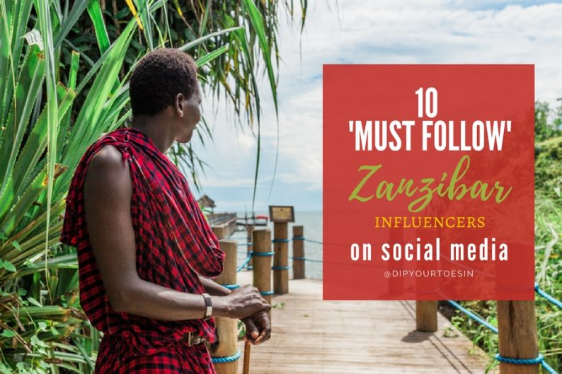 10 Must Follow Zanzibar Influencers on Social Media