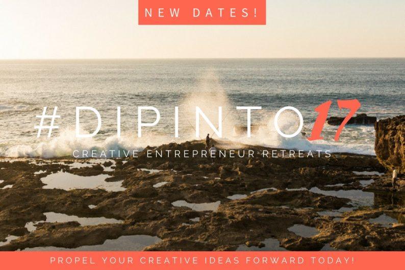 #DIPINTO17 Creative Entreprenuer Retreats