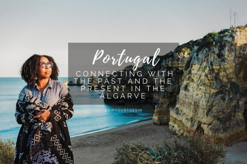 Visiting the Algarve, Portugal