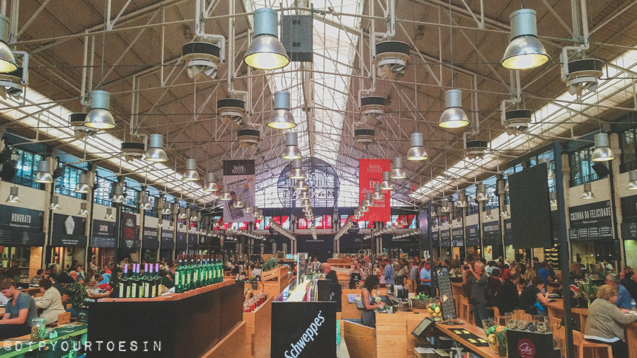 Mercado de Ribeira | Food | Startups are flocking to Lisbon