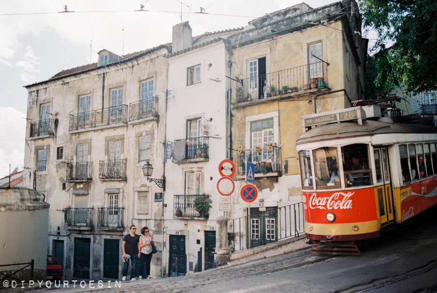 Tram, Startups are flocking to Lisbon