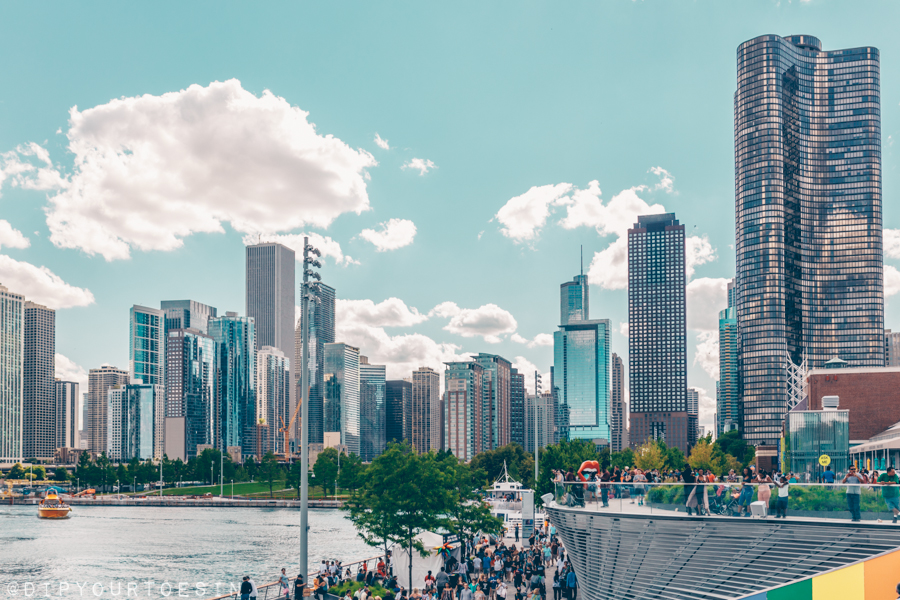 Navy Pier | Why Chicago's Architecture is Best Appreciated from Above